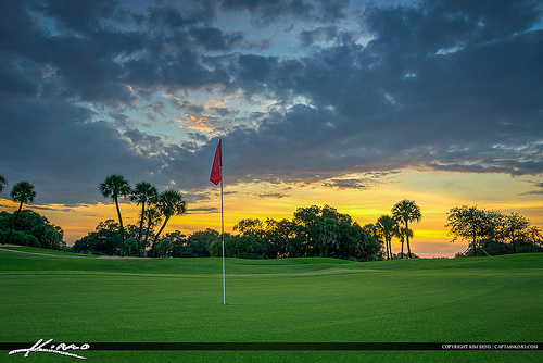 florida golf photo