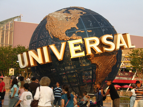 universal studio florida photo
