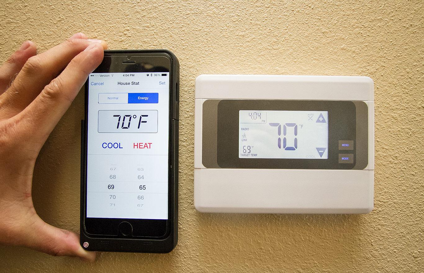 Nest Thermostat For Rental Property