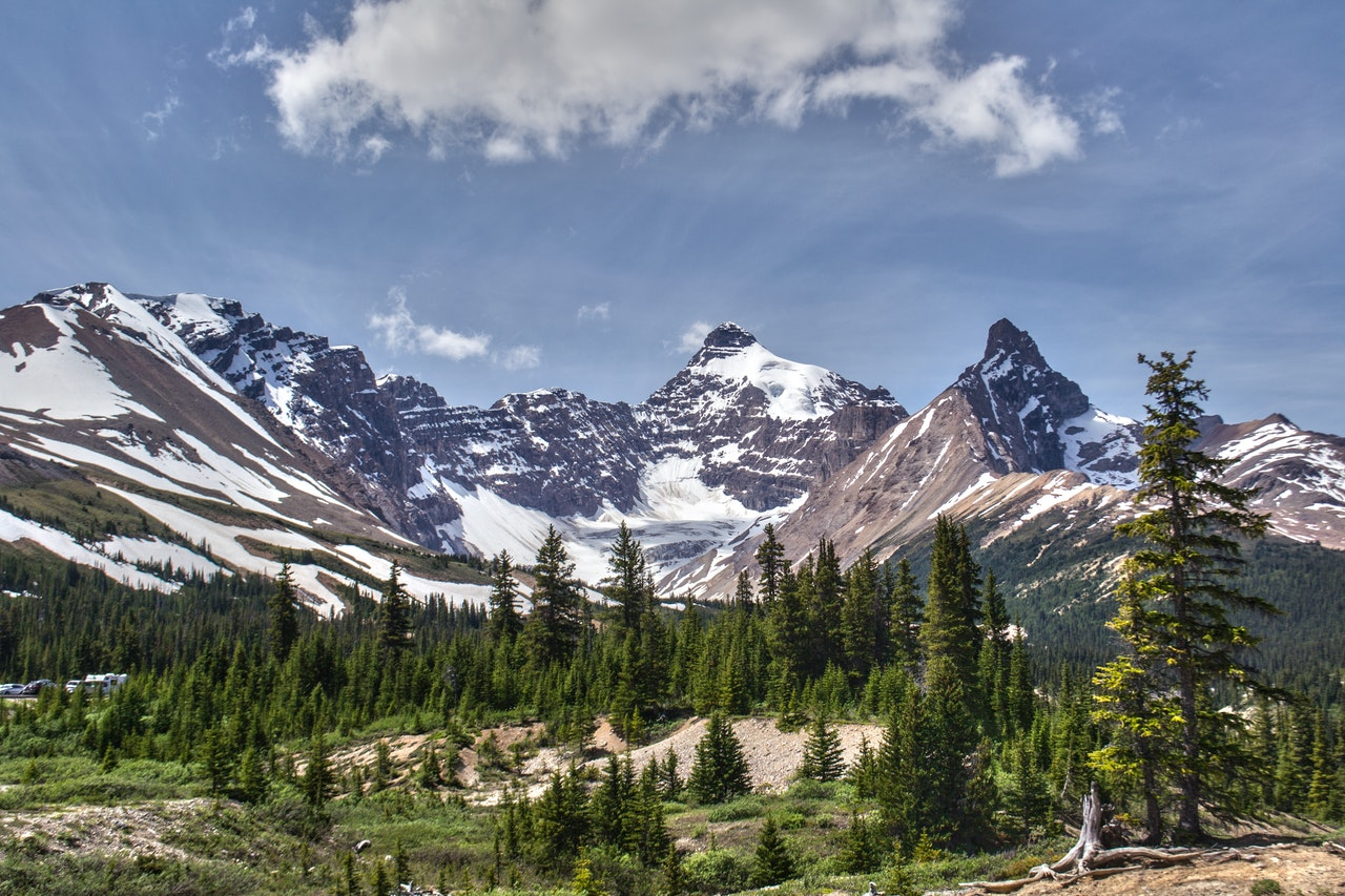 These North American Mountains Blow Colorado Away