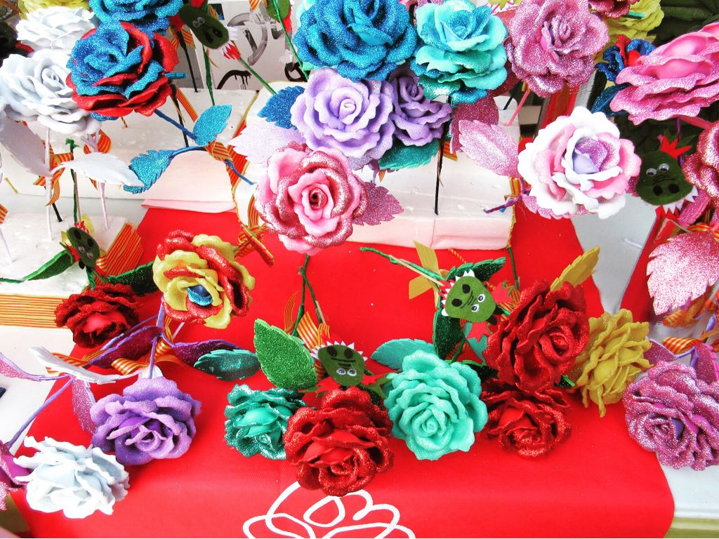 Sant Jordi: Love and Culture around Barcelona