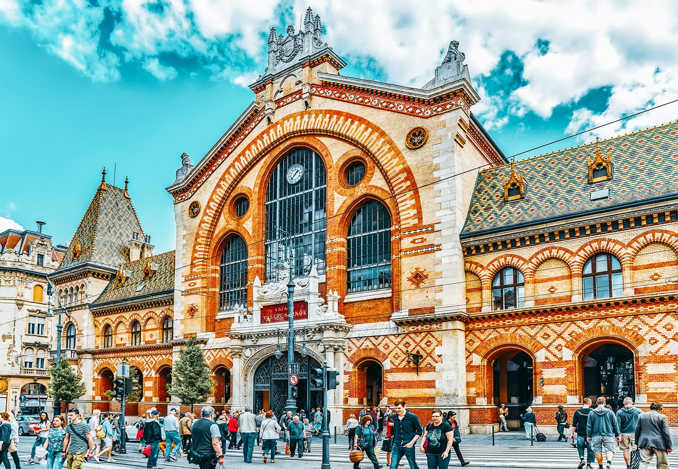 Free Budapest Activities, Tours and Excursions