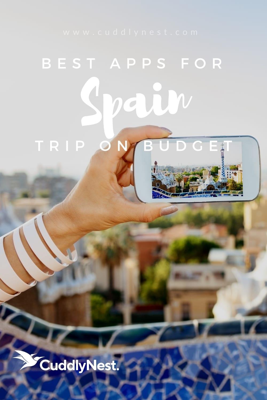 best spain travel apps
