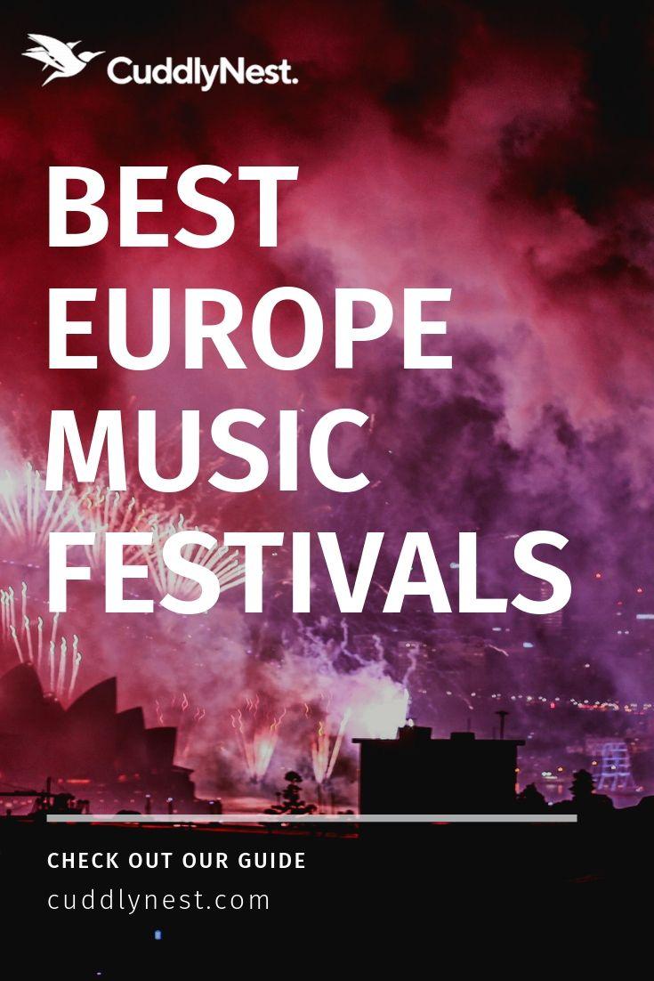 Best European Nature Festivals 2019 - CuddlyNest