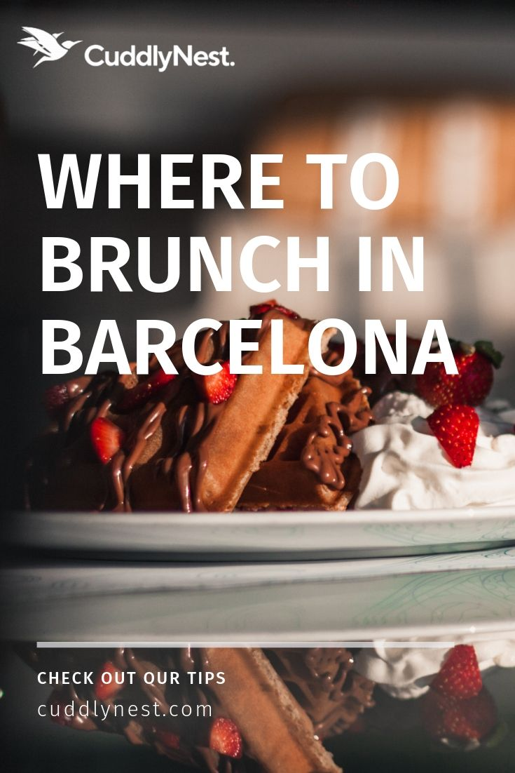 brunch laces in barcelona where to go 2019