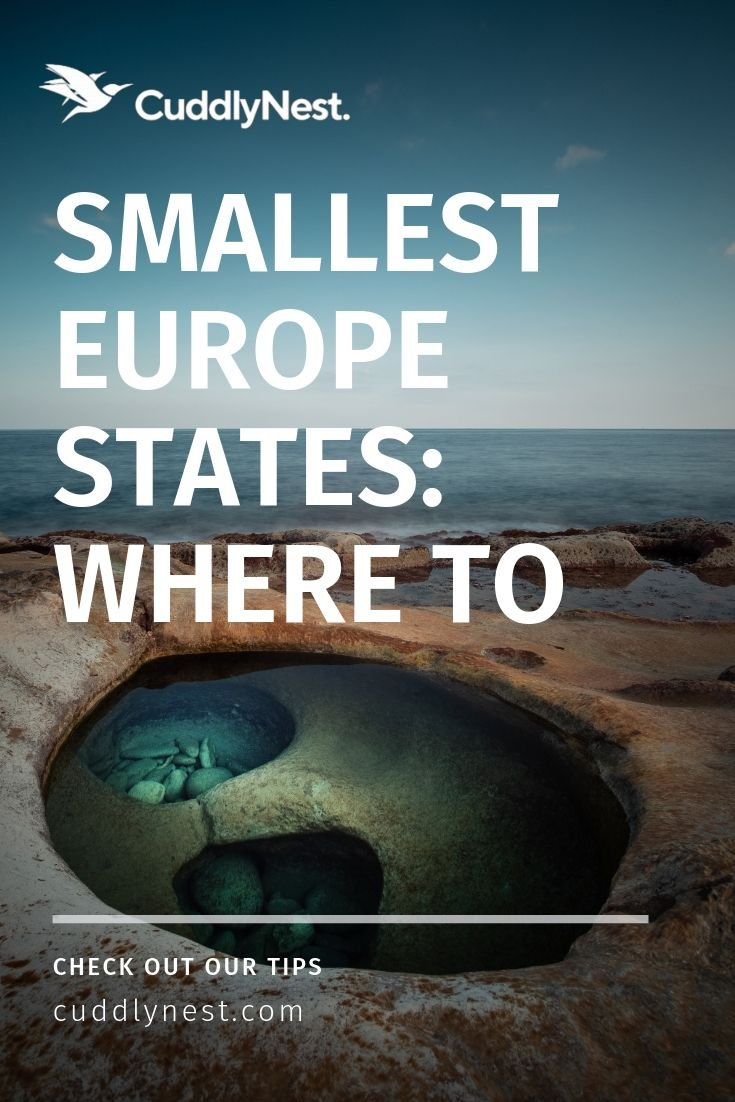 Europe Smallest Countries Destinations Monaco Liechtenstein Malta Andorra Where to Go What to Visit for free and when