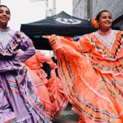 Valencia dancers Spanish dance tango women travel CuddlyNest