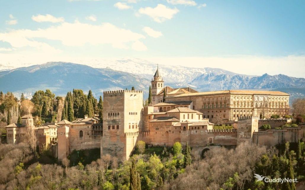 Spain Cities Travel CuddlyNest Travel Blog Accommodation