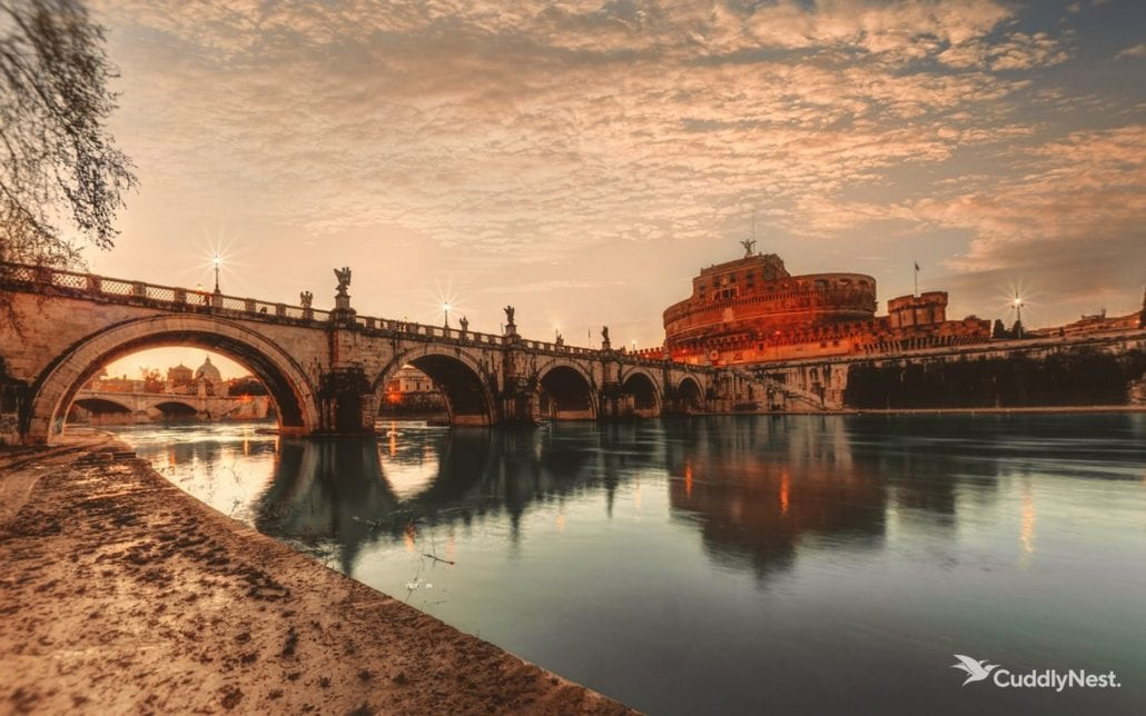Rome CuddlyNest Travel Guide