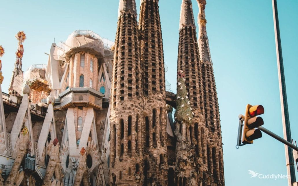 Barcelona legendary places to visitt CuddlyNest blog travel advice