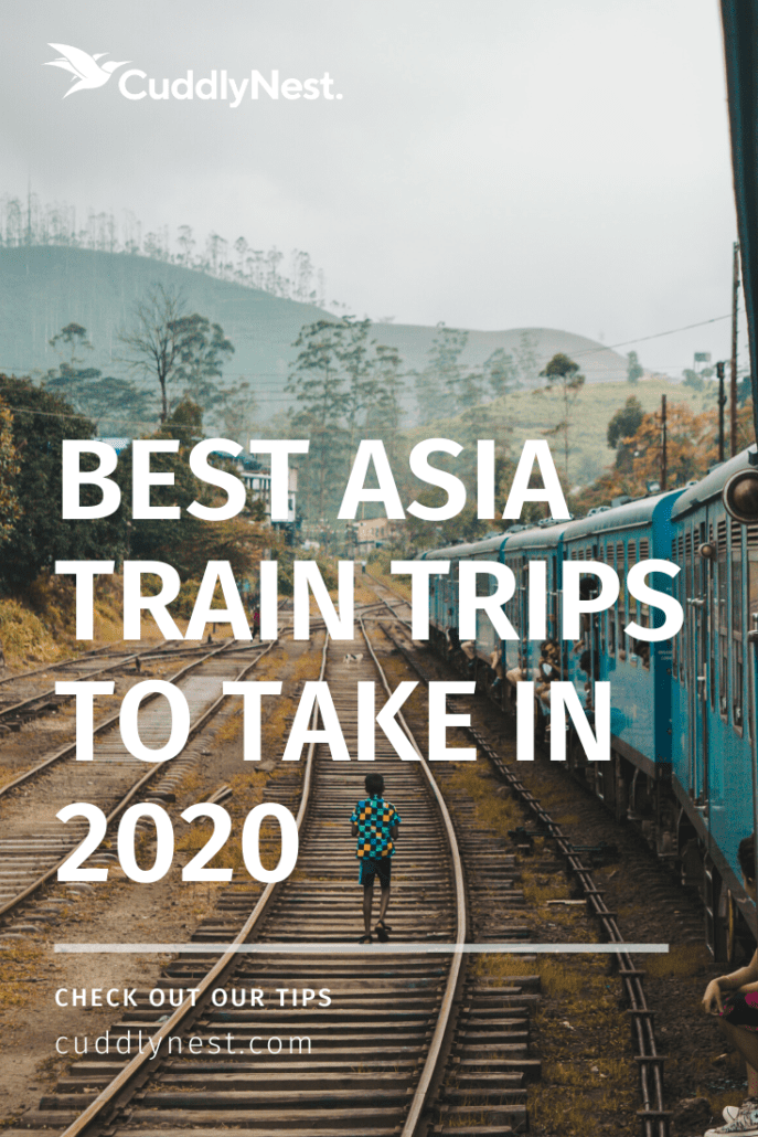 Asia Travel Advice Trains to take