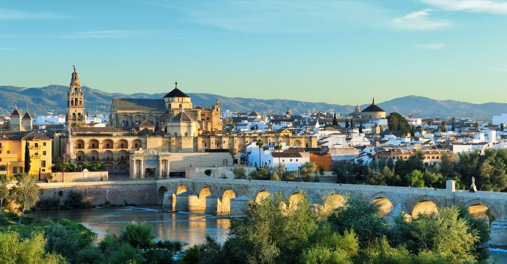 spanish cities cordoba