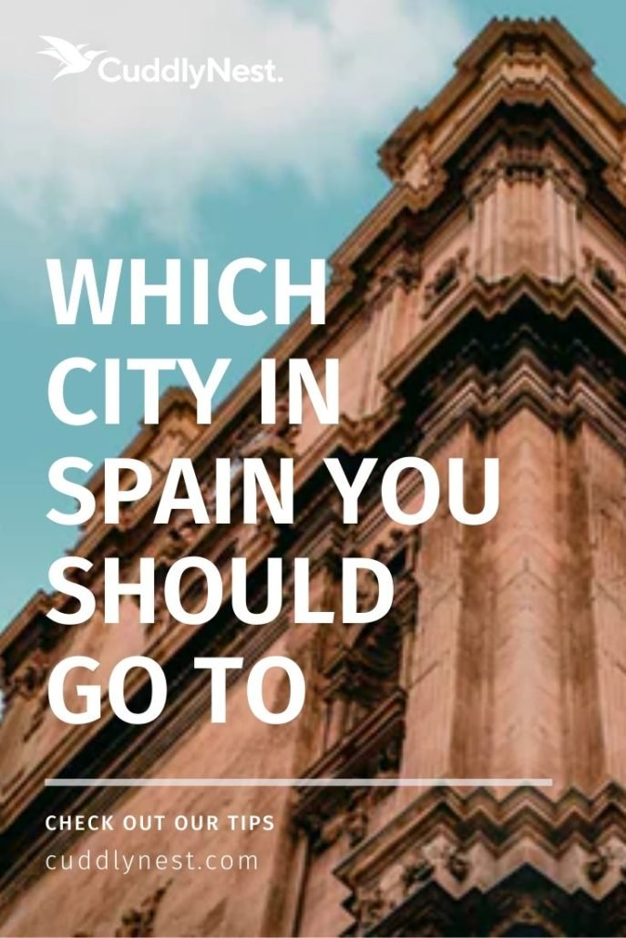 spanish cities pin