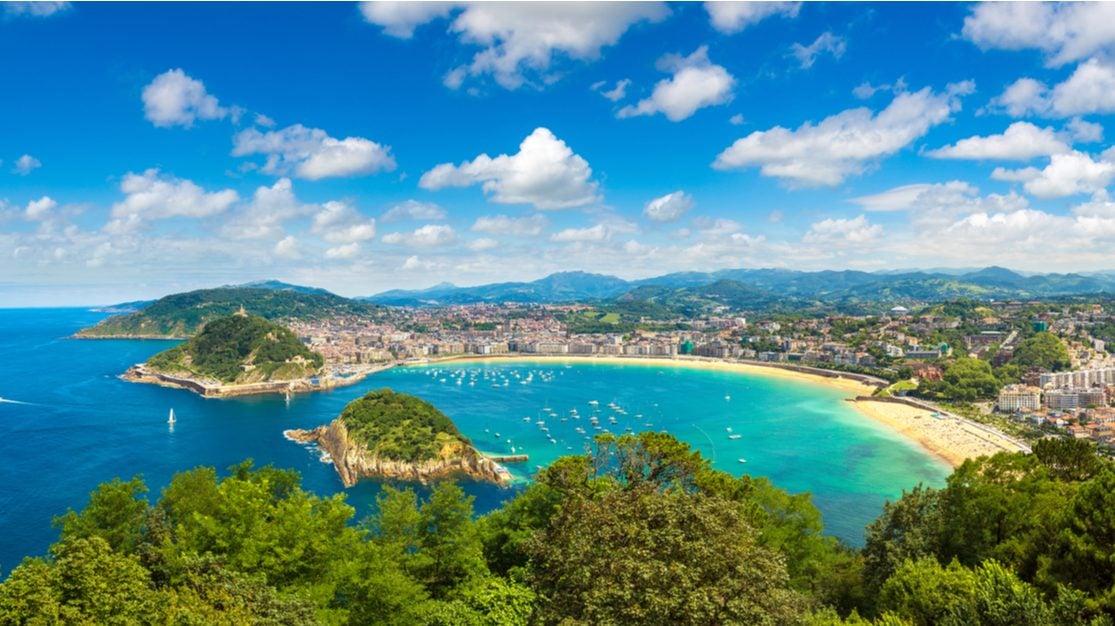 spanish city san sebastian