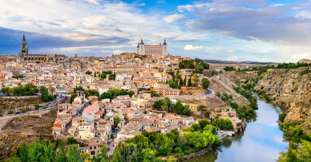 spanish cities toledo