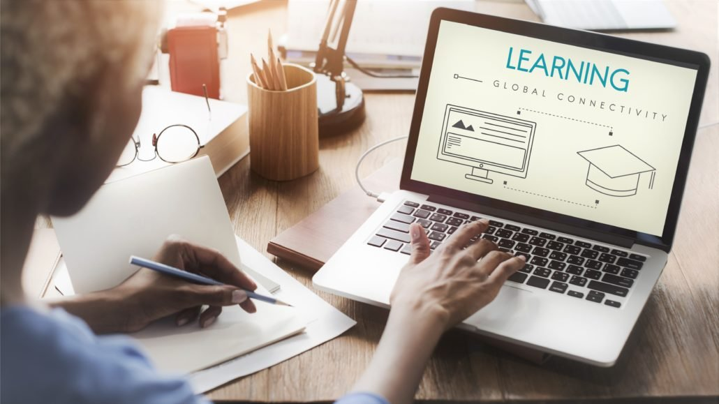 online course and learning