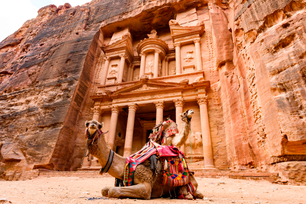 petra virtual tour