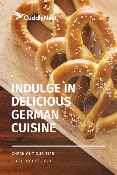 german food pin