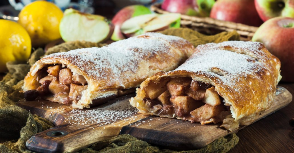 apple pie german food