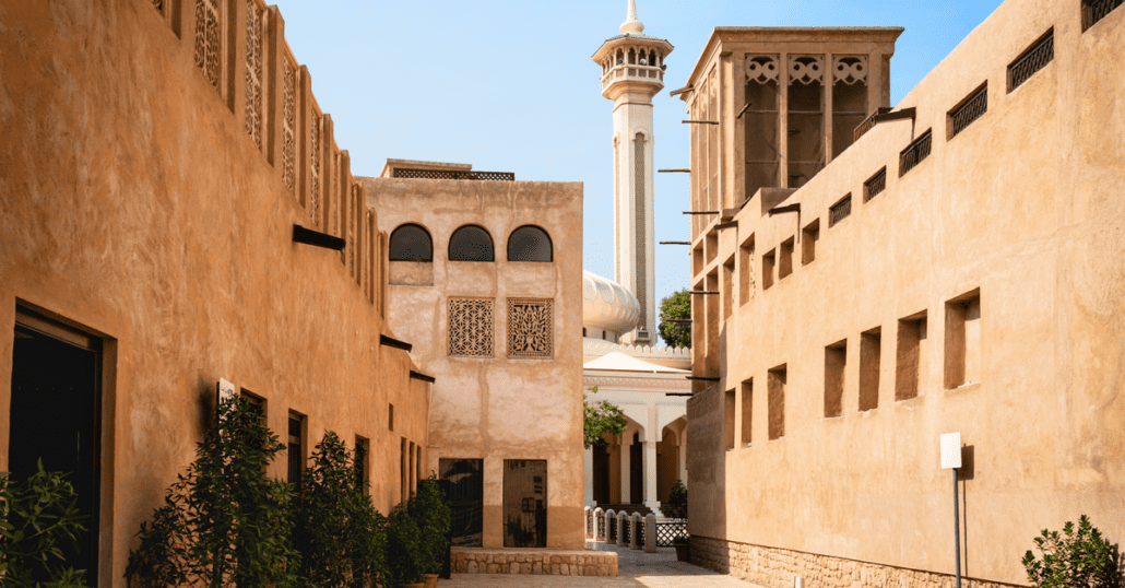 Dubai Al Fahidi Historical Neighborhood