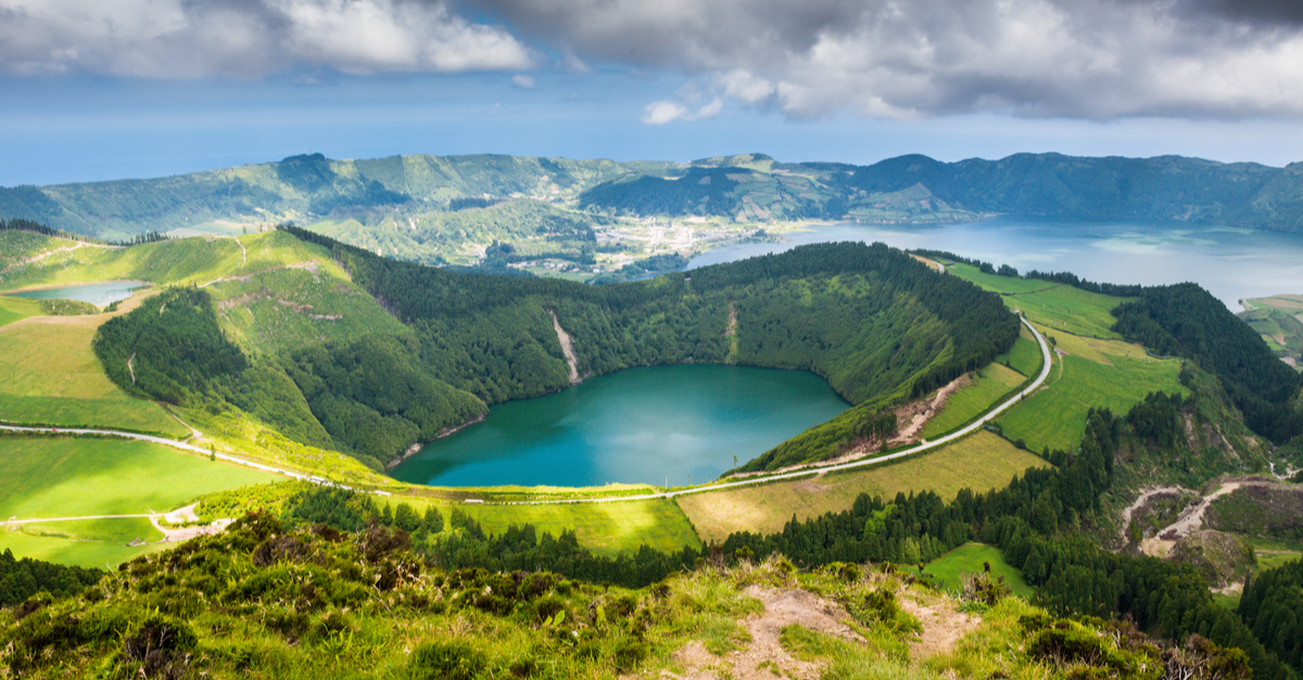 azores island portugal