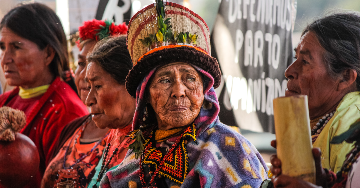 indigenous communities in the rainforest
