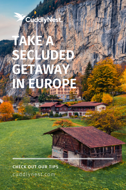 offbeat european secluded areas