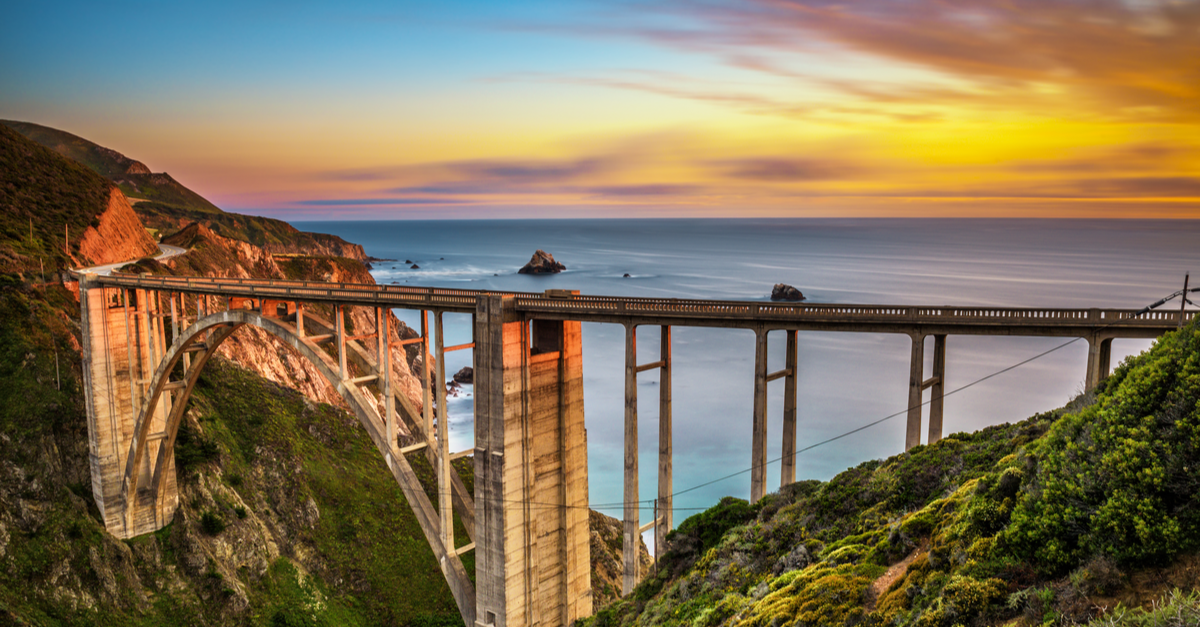 Top 9 Affordable Romantic Getaways in California