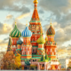 sacred attractions the cathedral in russia