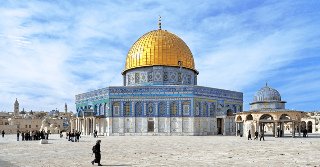 temple mount sacred attraction