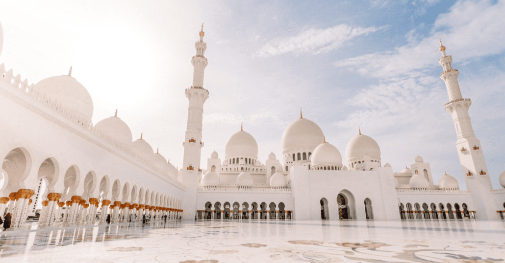 sacred attractions uae