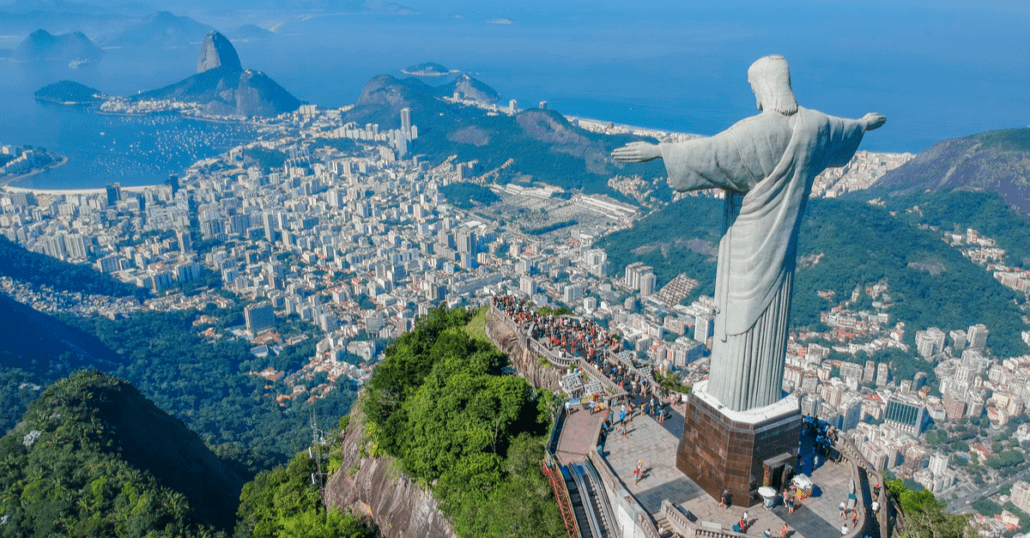 new seven wonders of the world christ the redeemer