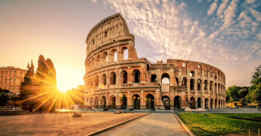 new seven wonders of the world colosseum