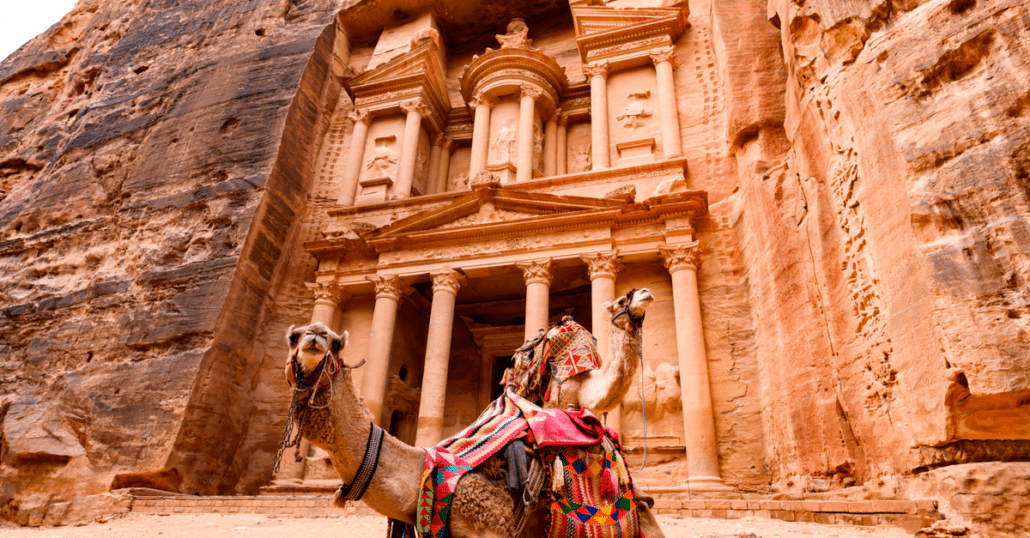 new seven wonders of the world petra