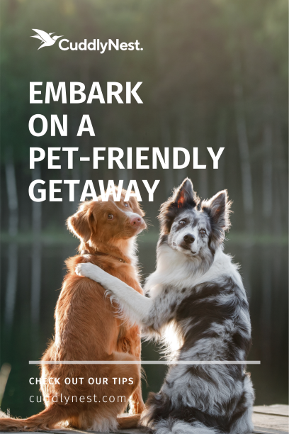 pet-friendly trips pin