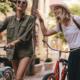 sustainable bike travel