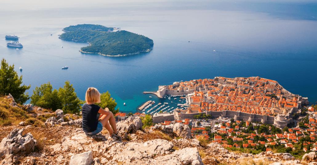 best friend vacation in croatia