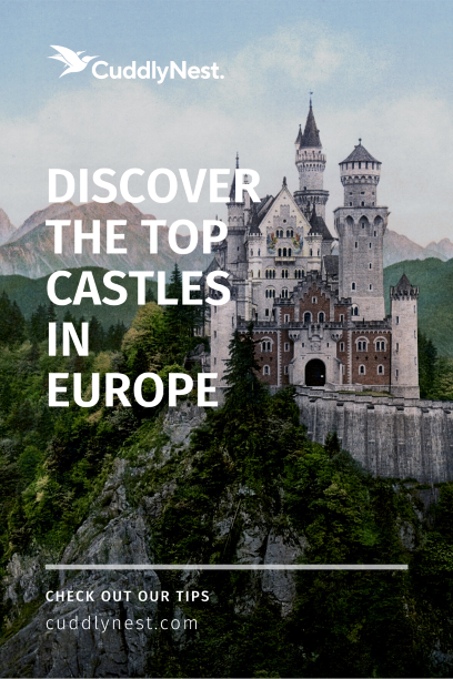castles in europe pin