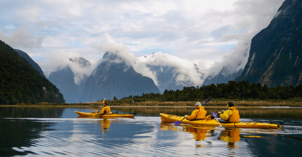 female travel in new zealand