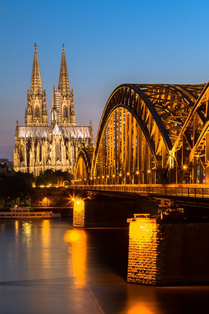 Cologne Cathedral the most beautiful architecture buildings in the world cuddlynest