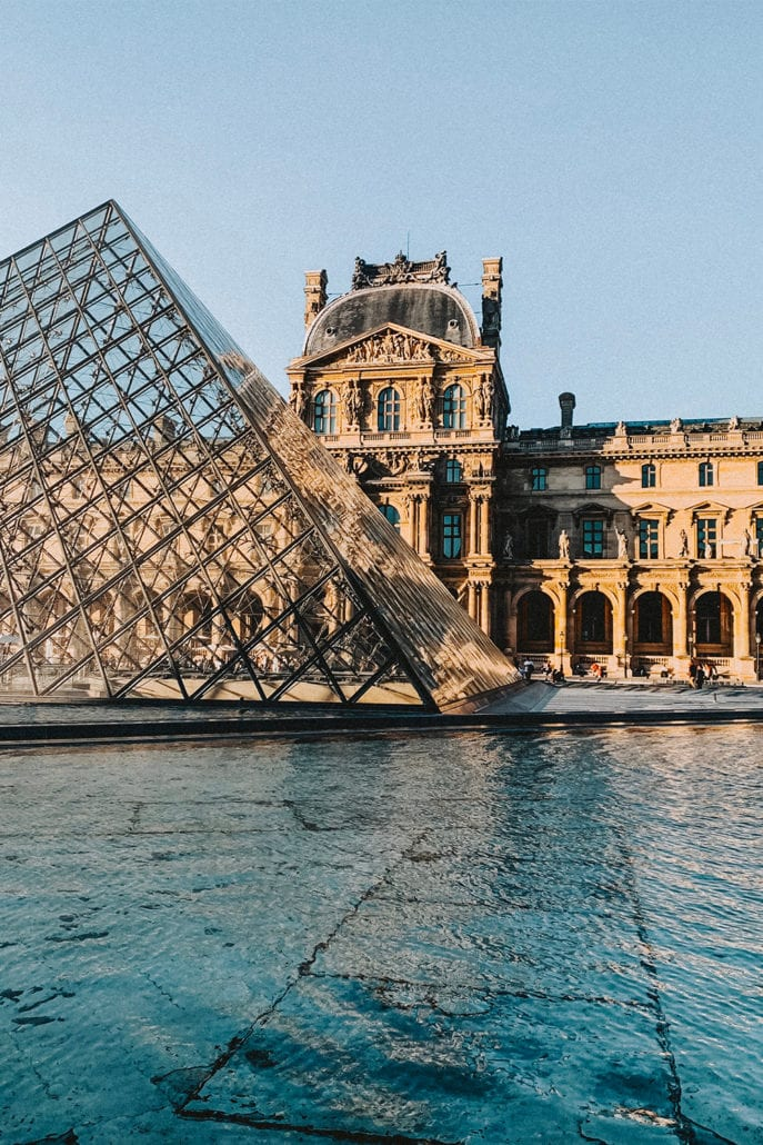 Louvre the most beautiful architecture buildings in the world cuddlynest