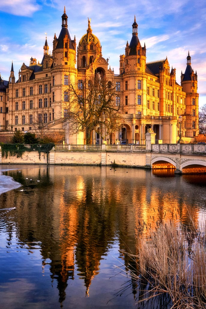 Schwerin the most beautiful architecture buildings in the world cuddlynest
