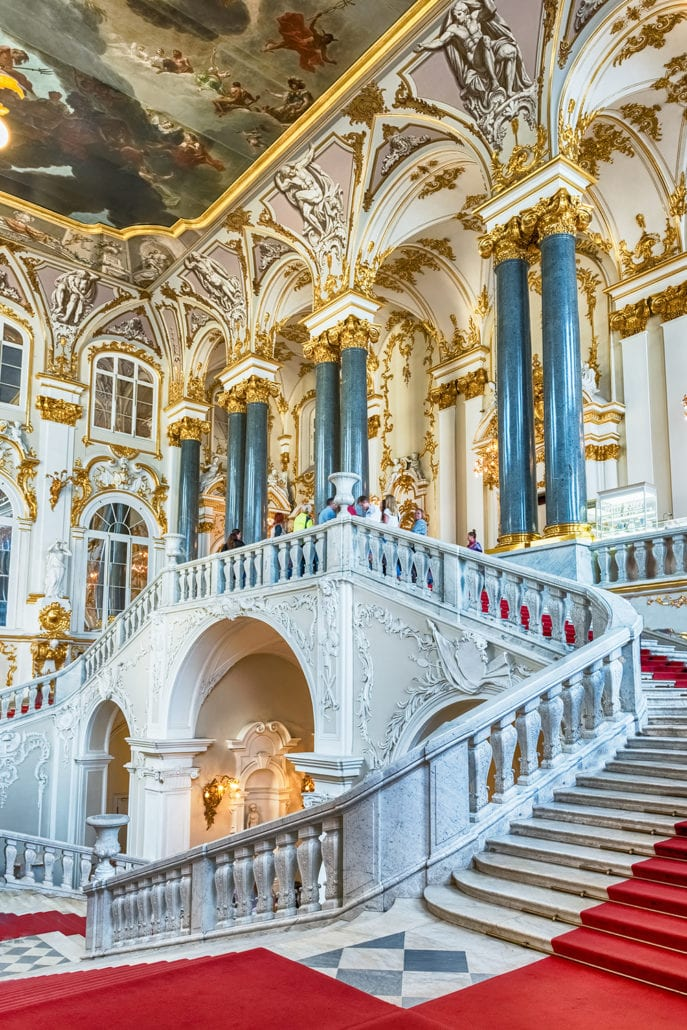 Winter Palace the most beautiful architecture buildings in the world cuddlynest