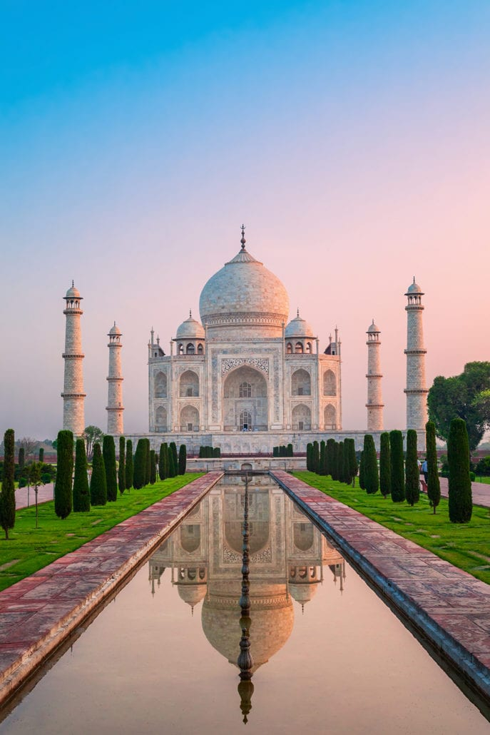 taj mahal the most beautiful architecture buildings in the world cuddlynest