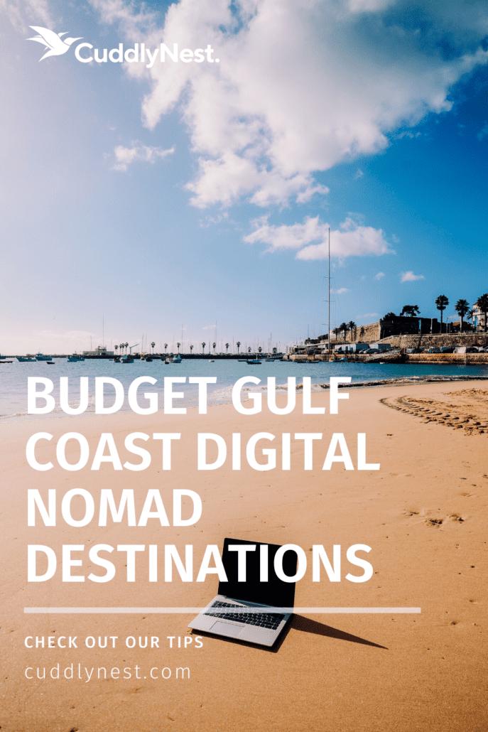 gulf coast digital nomad destinations for beach house