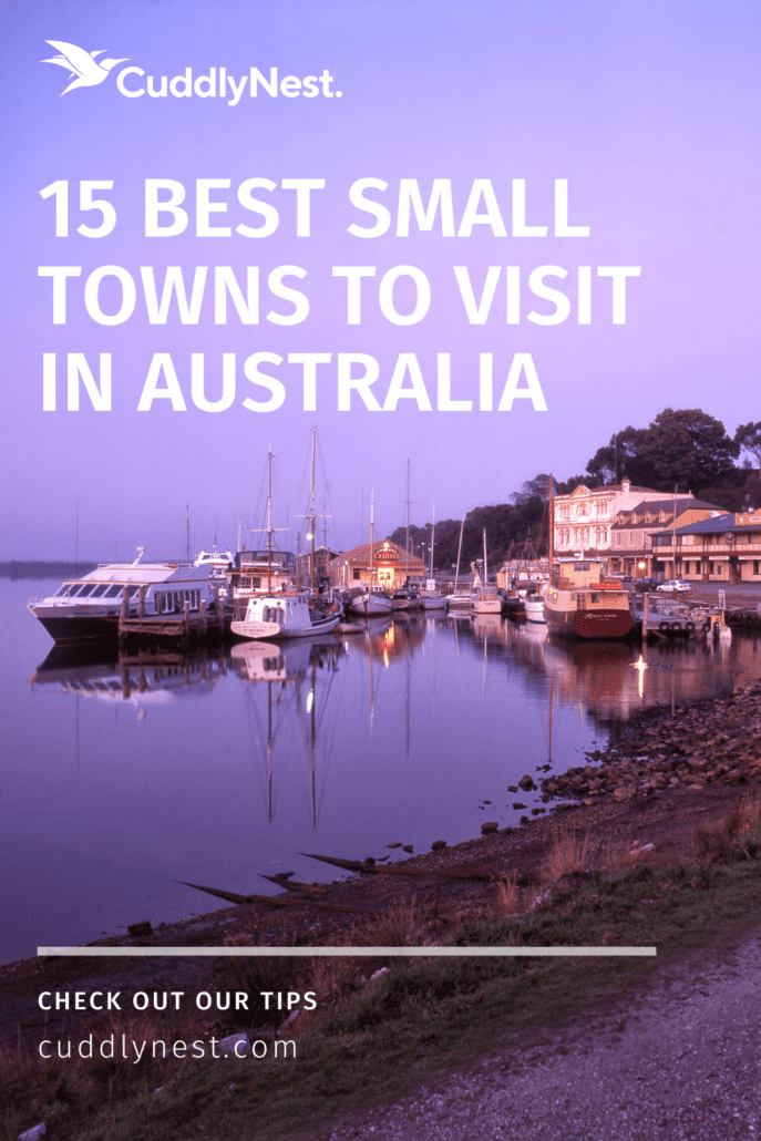most beautiful small towns in Australia