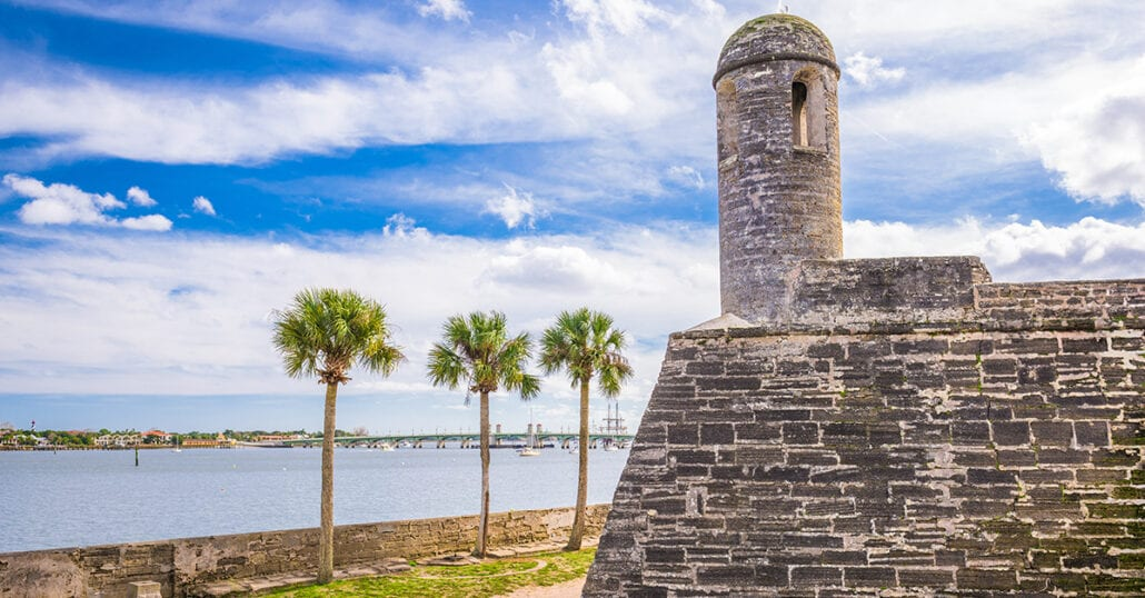st augustine florida family vacations