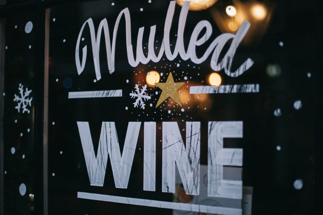 Mulled wine served inside heated igloos in New York City