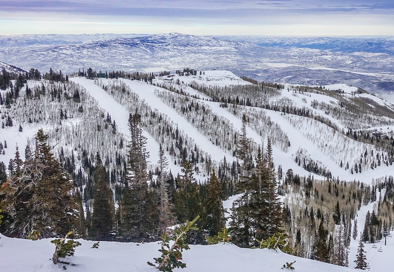 budget ski towns in us bridger bowl
