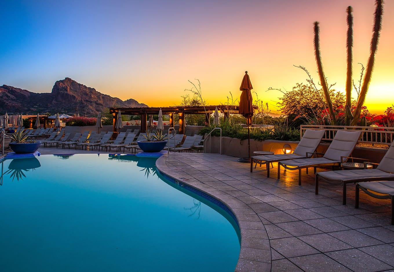 romantic weekend getaways in arizona